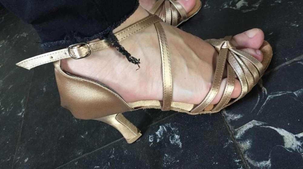 Sandalias de Salsa