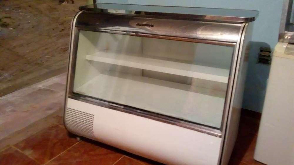 Congelador Vitrina Indufrial