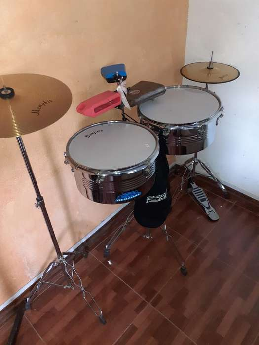 Timbales Memphis Completos