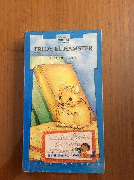 Fredy,el hamster