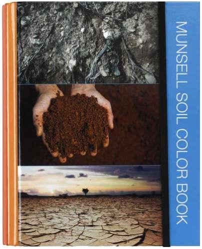 Libro de Colores Munsell Para Suelos, Plantas, Rocas