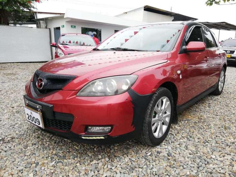 Mazda 3 Speed 2009 - 120000 km