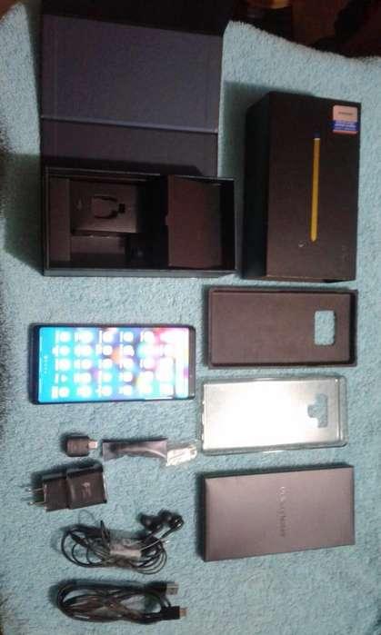 Samsung Galaxy Note 9 Como Nuevo