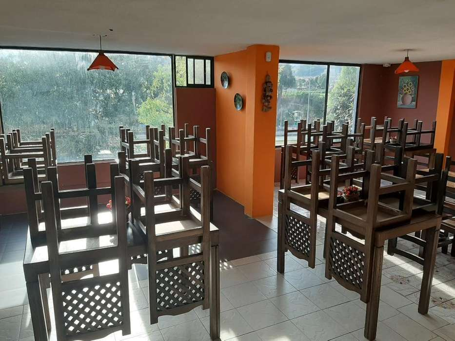 Restaurante en Venta Completo