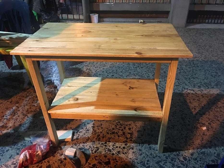 <strong>mesa</strong> de madera