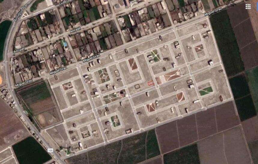 Lote de Terreno 146m2 en el Condominio las Brisas de Barranca
