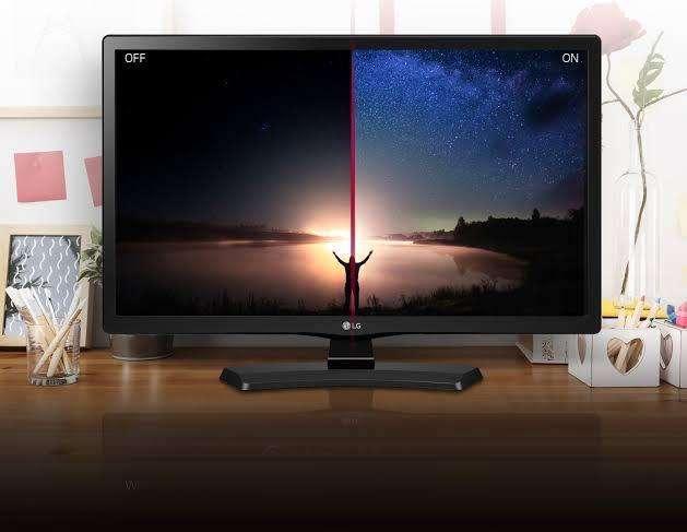 LG TV. MONITOR LED 24 HD 24MT48AF-PM sintonizador Digital