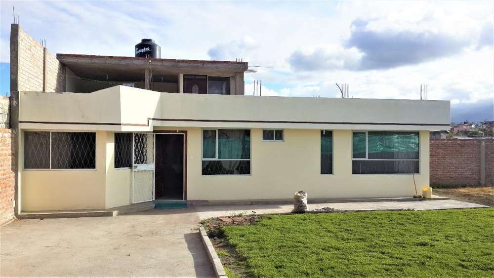 Vendo Terreno 1700 Mts Y Casa
