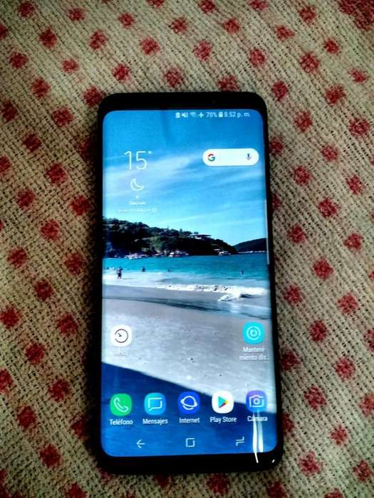 Samsung S9, Impecable, sin Uso
