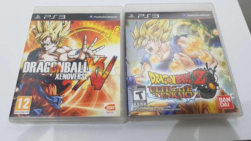 Ps3 Play 3 Dragon Ball Z Goku 2 Juegos