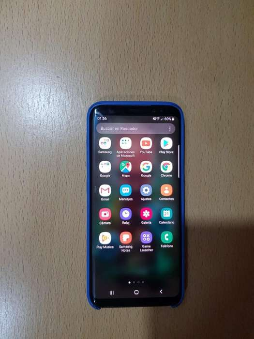 S8 64gb Impecable