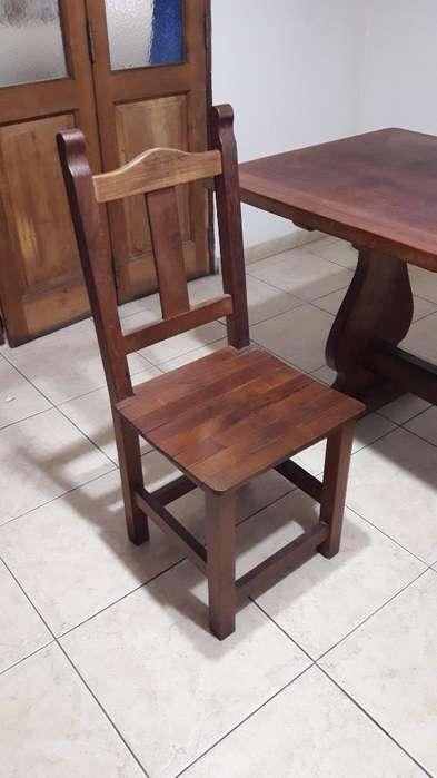 <strong>silla</strong> de Algarrobo