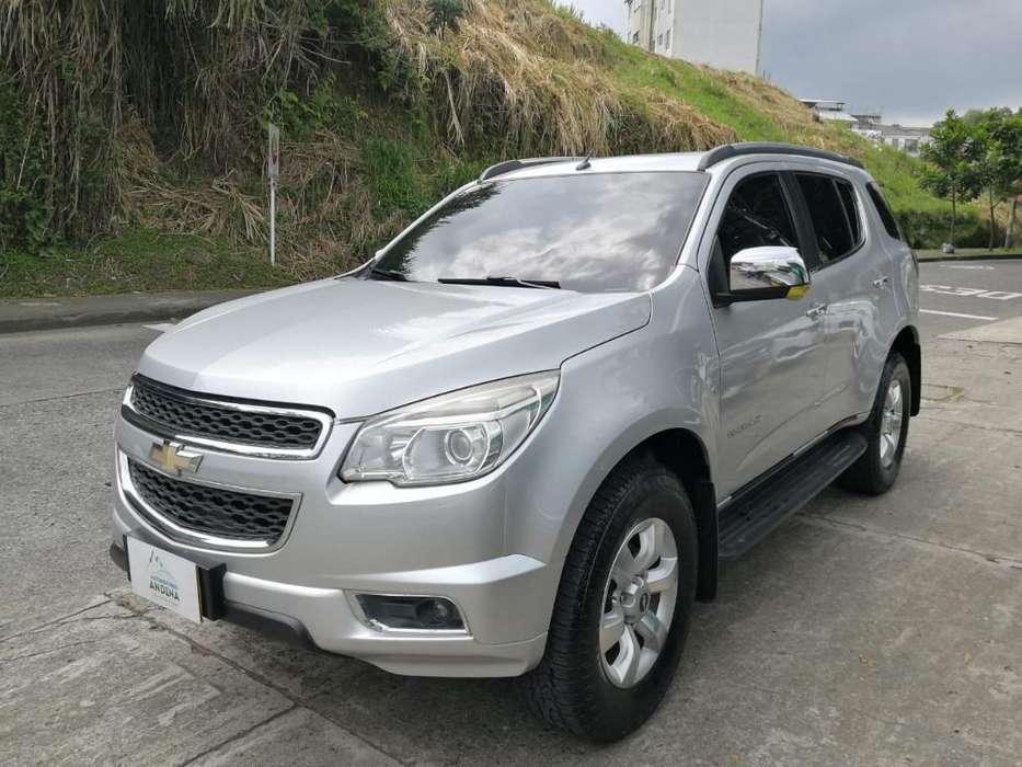 Chevrolet Trailblazer 2013 - 85000 km