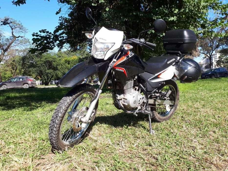 Moto Honda xr150 2018. 5700 km