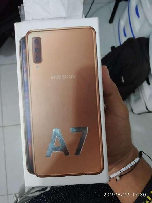 Samsung Galaxy A7 Nuevo