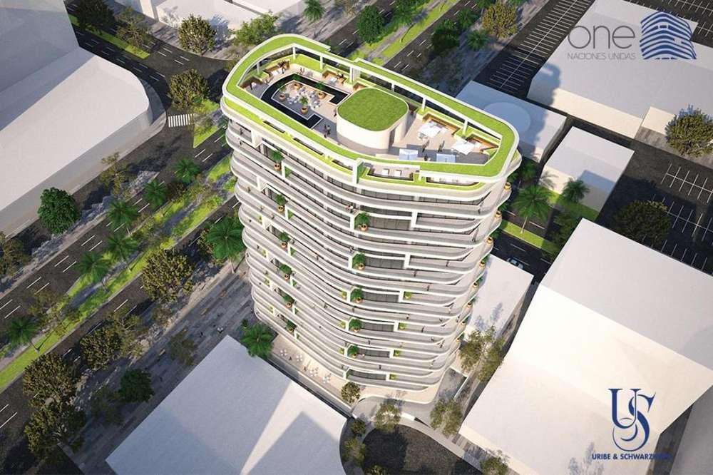 Venta Departamento ubicado en Quito/ La Carolina/ Amazonas/ CCI/ CCNU/ Edificio ONE