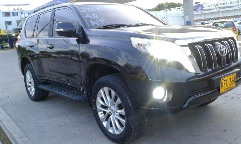 Toyota Prado 2010 - 105200 km