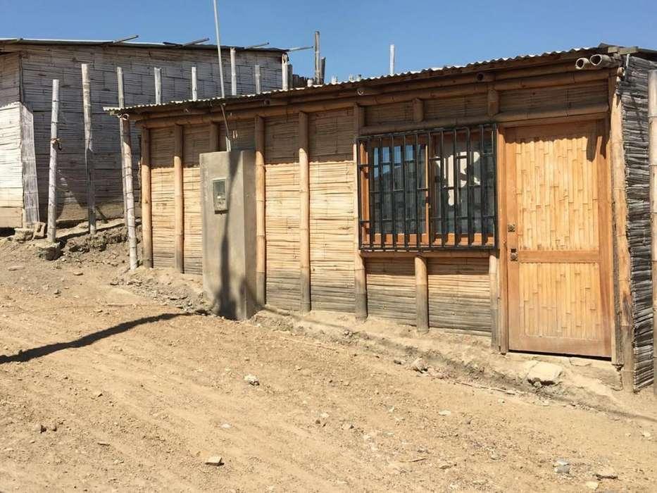REMATO CASA DE PLAYA EN LOS ORGANOS - PIURA S/. 50 000 soles