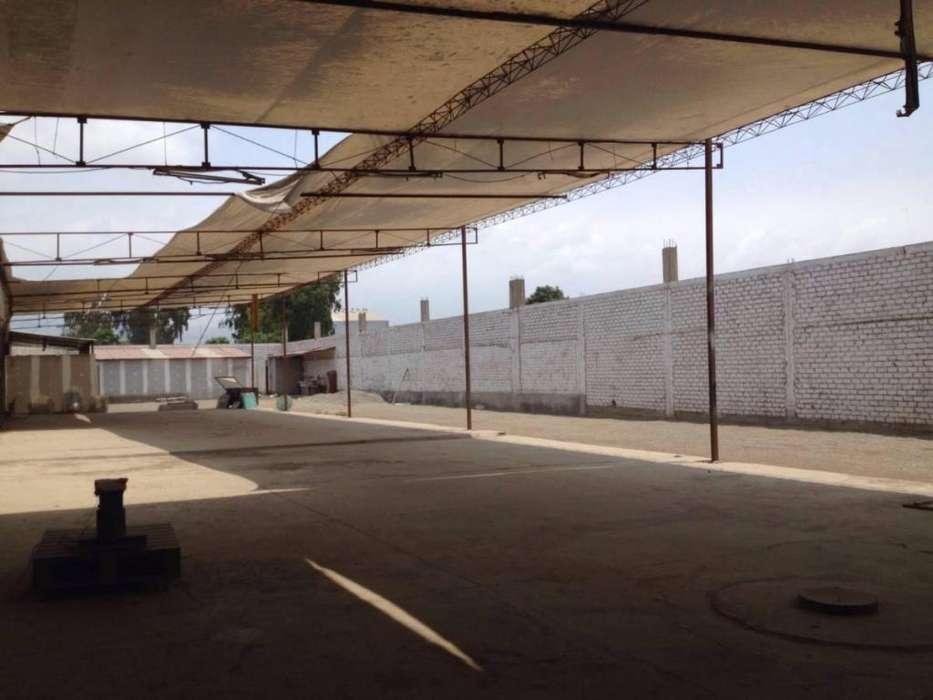 Se alquila Local industrial · 1250m2 PANAMERICANA SUR ANTIGUA LURIN, Lurín, Lima