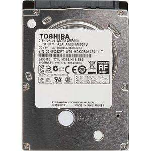 DISCO DURO <strong>toshiba</strong> 500GB 2.5 LAPTOP