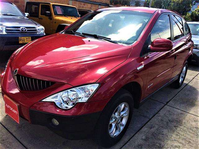 Ssangyong Actyon 2012 - 55198 km