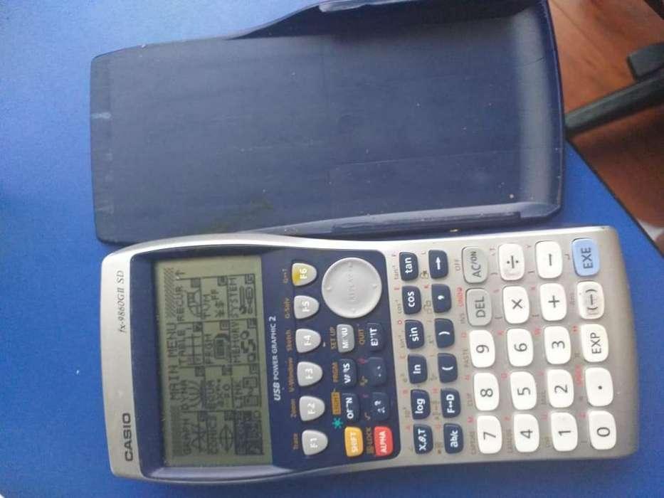 <strong>calculadora</strong> gráfica en perfecto estado!