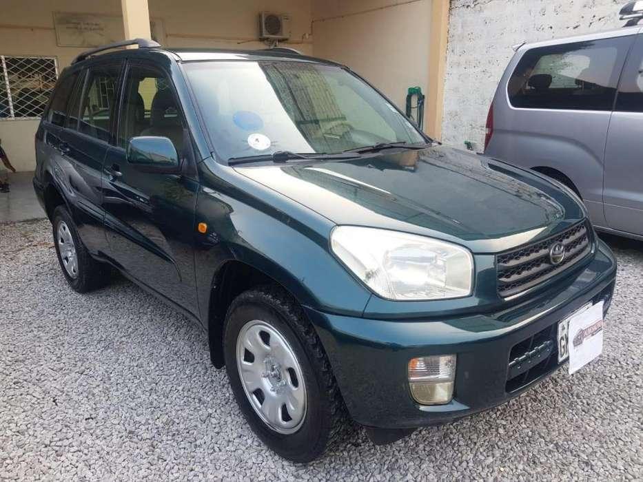 Toyota RAV-4 2003 - 330000 km