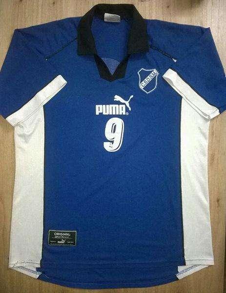 Camiseta Puma San Martin De Burzaco #9 Xl Oferta