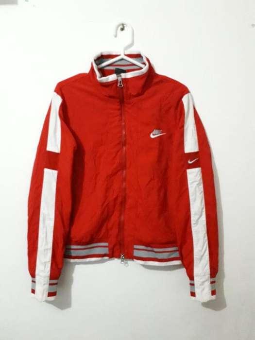 Casaca Nike Adidas Talla M