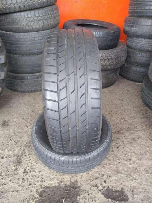 <strong>neumatico</strong> 235/55 r17 Dunlop usado