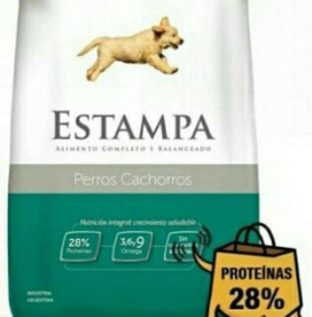 Estampa Plus Cachorro 15 Kg