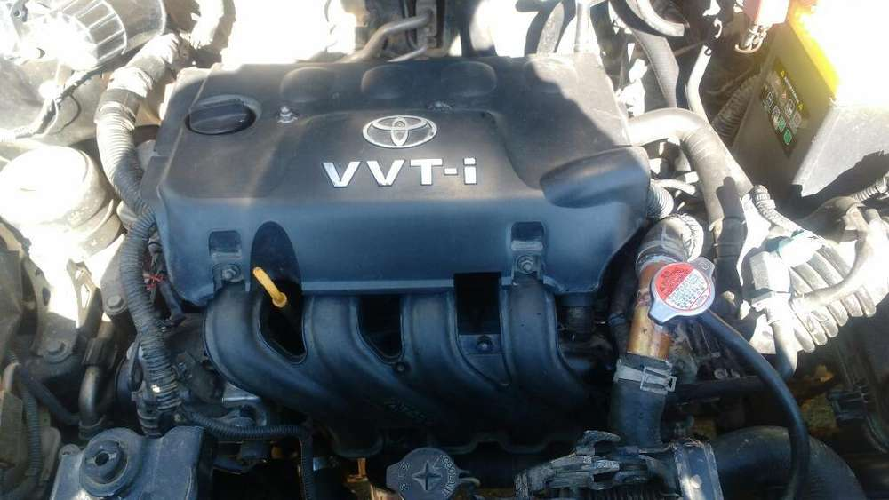 Toyota Yaris 2008 - 196 km
