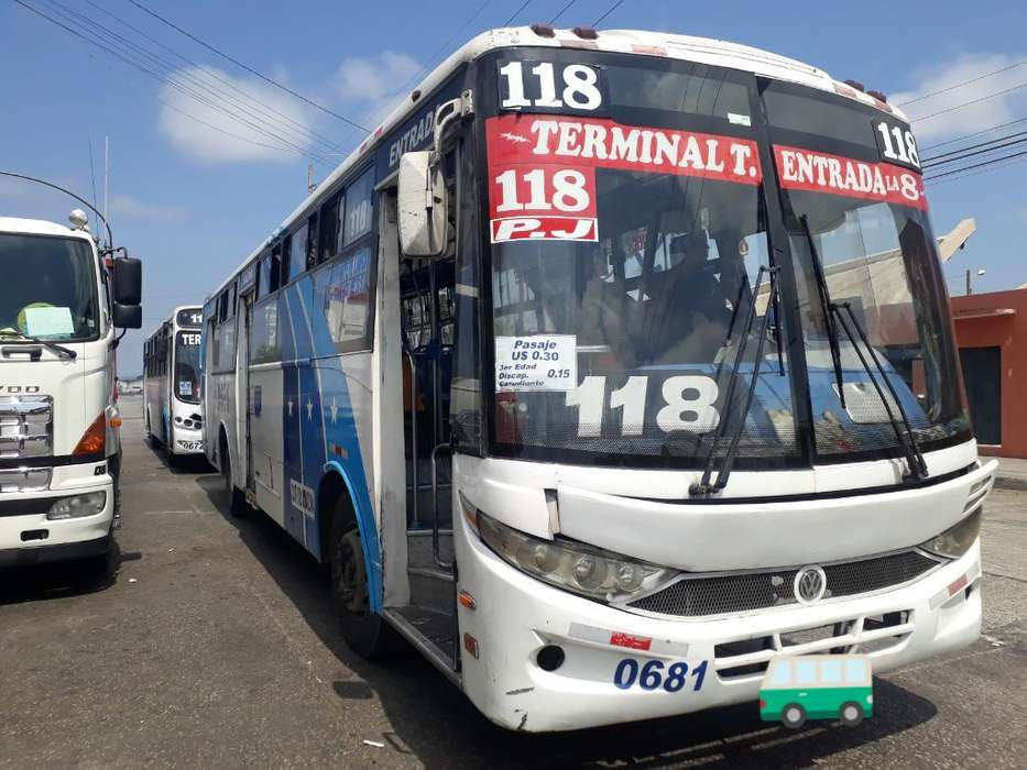 Bus Urbano en La Nejor Linea