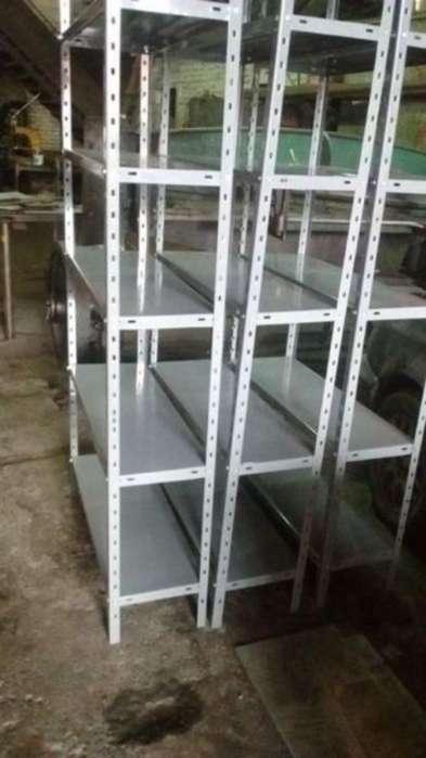 Estanteria Metalica 42x90 X2mts