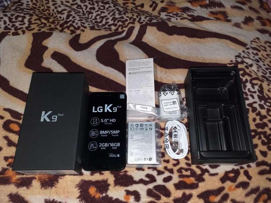 Lg K9 Nuevo en Caja Liberado 4g