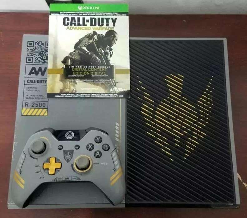 Xbox One de 1 Tb Edición Limitada