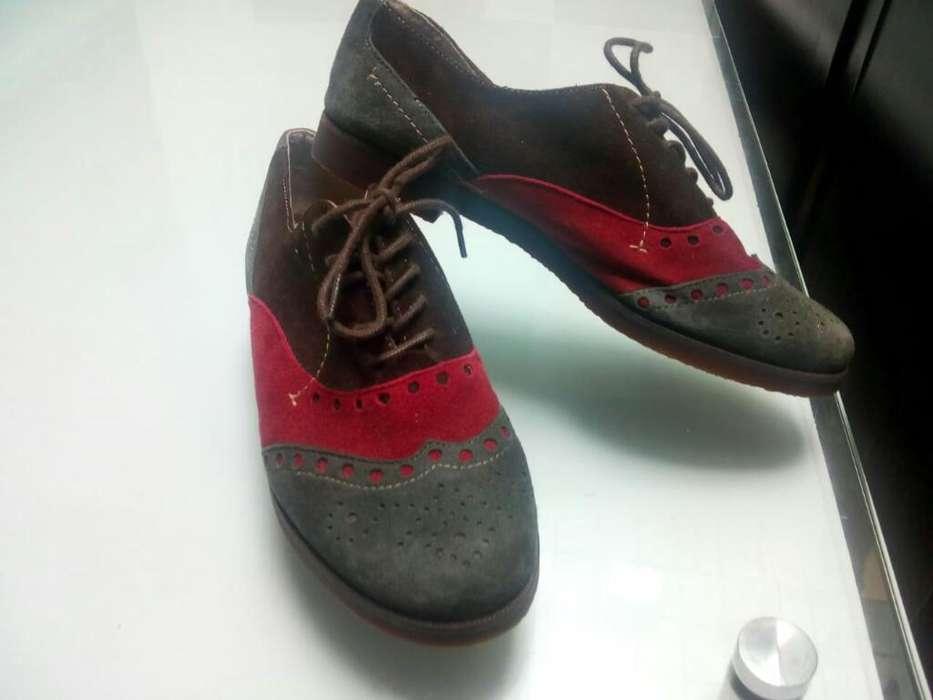 Zapatos Mocazino para Dama35-36