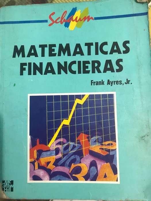 Matematicas Financieras Schaum Frank