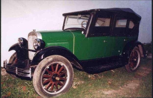 Chevrolet 400 1927 - 0 km