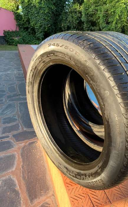 Cubiertas Pirelli Run Flat 245/50/19