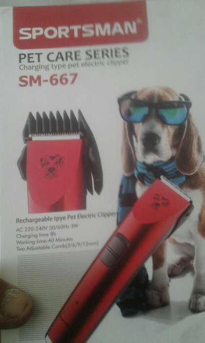Cortadora para Perro