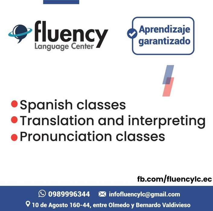 Spanish Classes in Loja