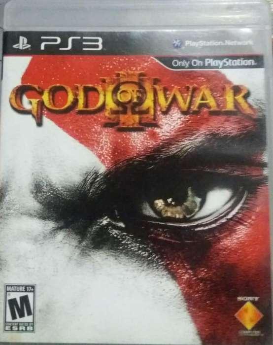 VJ PS3 GOD OF WAR