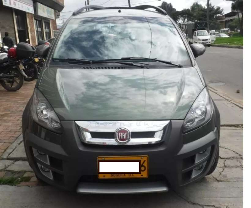 <strong>fiat</strong> Idea 2015 - 33000 km