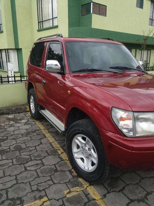 Toyota Prado 2004 - 136544 km