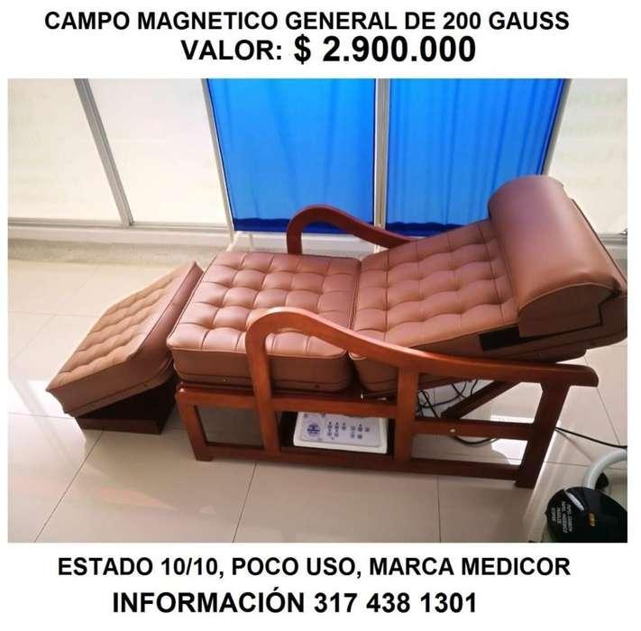Vendo Campo Magnético General de 200 Gau