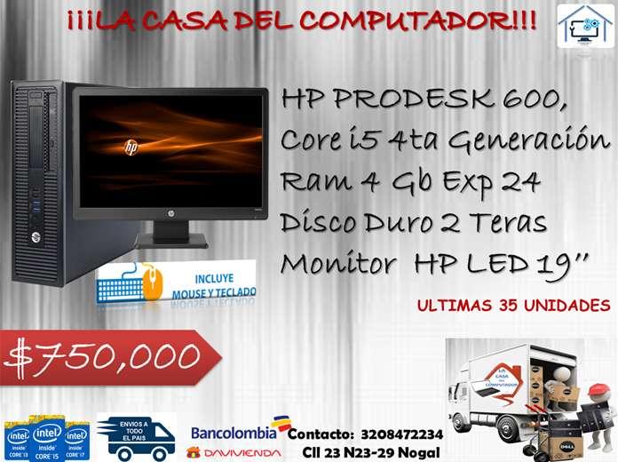 HP PRODESK CORE I5 CUARTA GENERACION