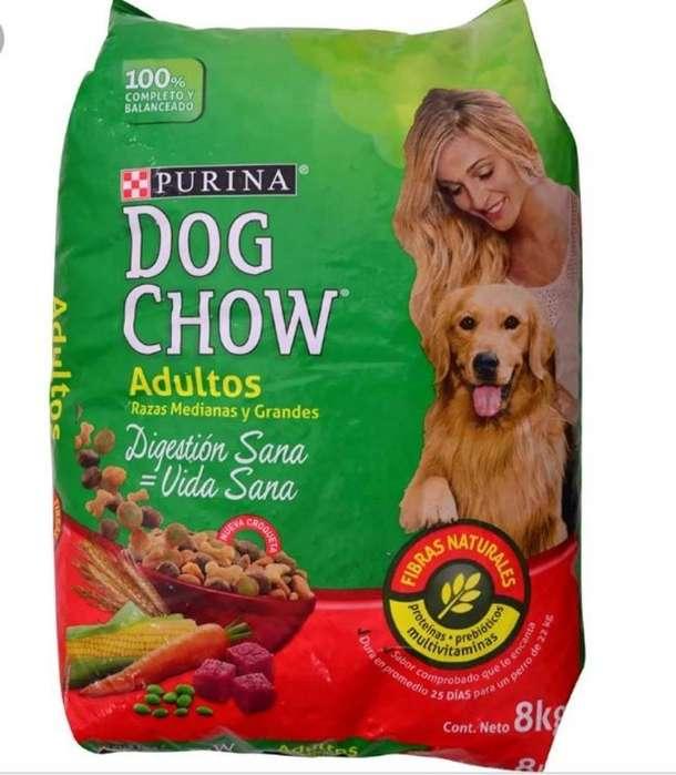 Purina Dog Chow 8kg