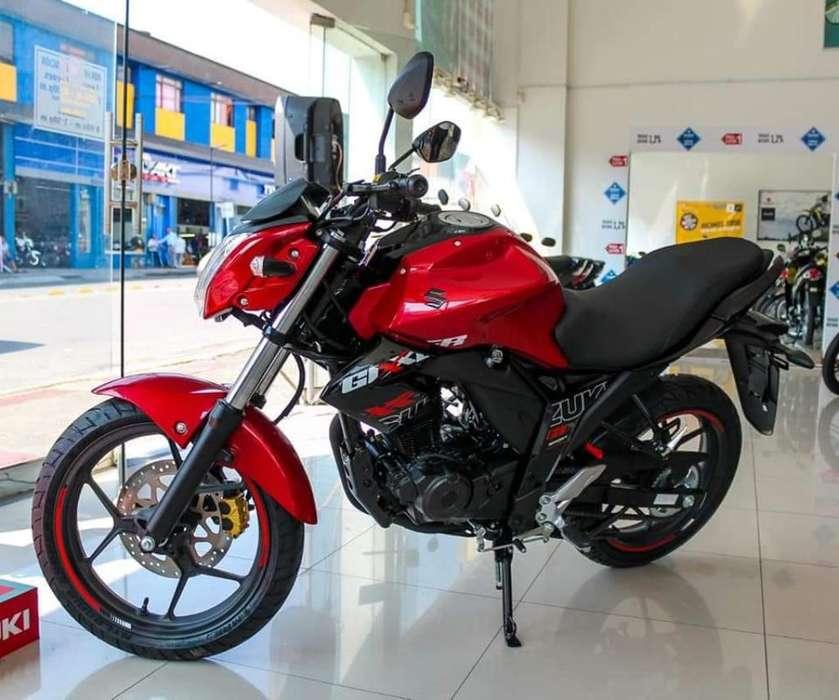 Motocicleta Suzuki Gixxer Modelo 2020