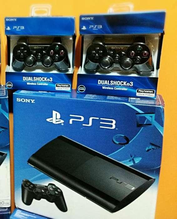 Play Station 3 de 500 Gb Nuevo